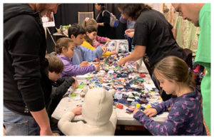 Free Kids Activities at the Austin Arts Fair 2020